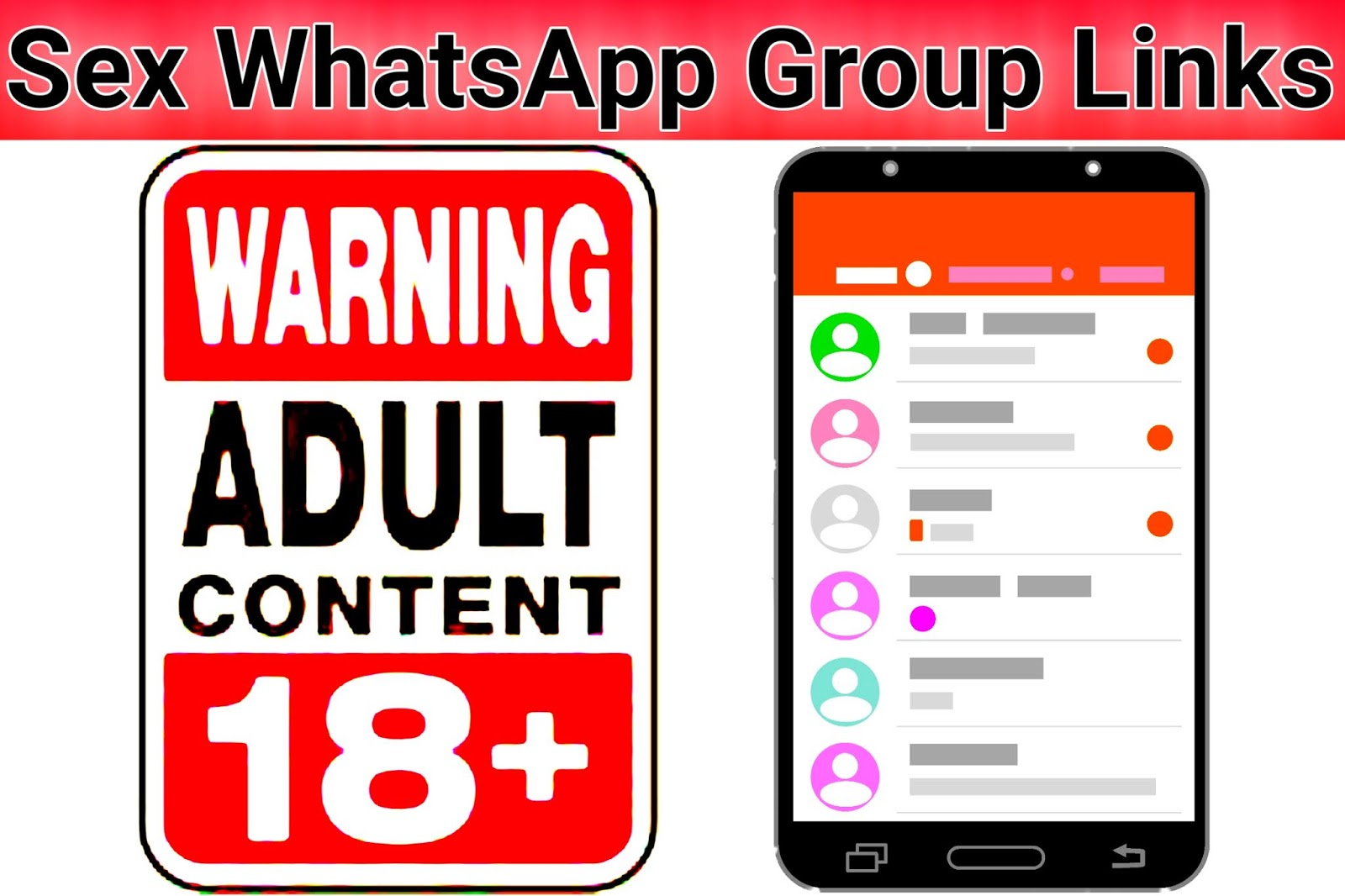 Sex WhatsApp Group Link - Sex WhatsApp Group Join Links