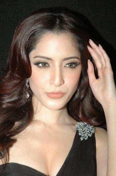Tollywood Actress Meenakshi, Actress Meenakshi Hot Photo Gallery in Black Dress