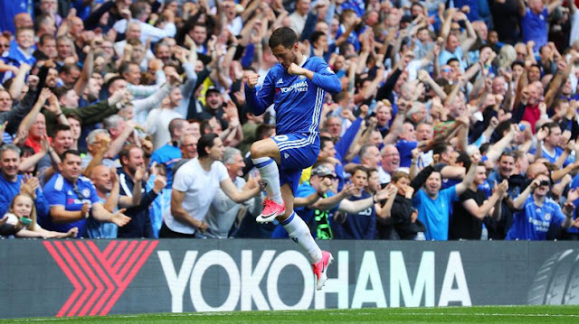 Kalau Madrid Mau Ajukan Tawaran, Kemungkinan Besar Hazard Akan Mempertimbangkan