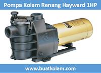Spesifikasi dan Harga Pompa Kolam Renang Hayward 1HP (Max FLow)