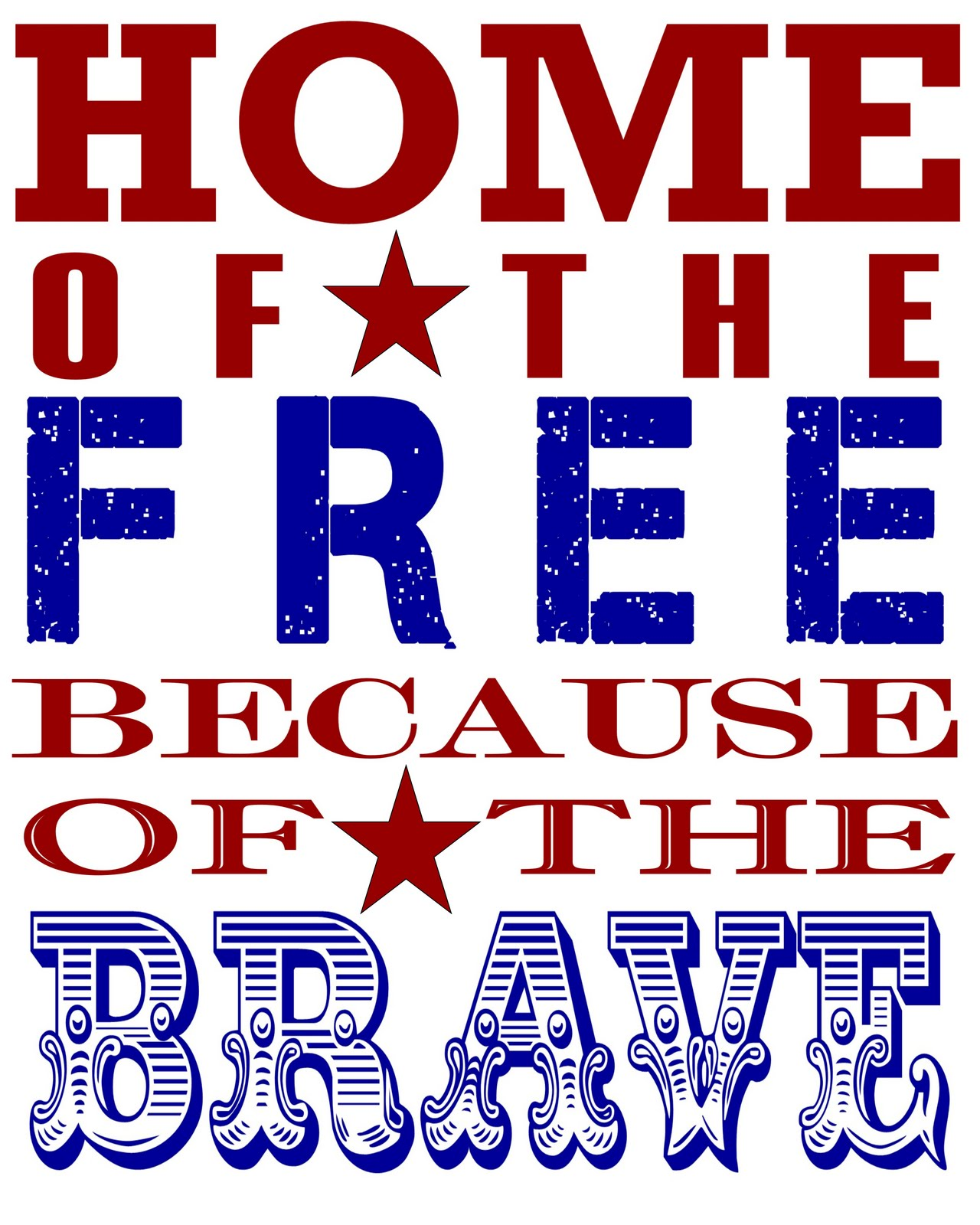 Memorial Day Thank You Quotes: TEACHER SOL: Happy 4th Of July