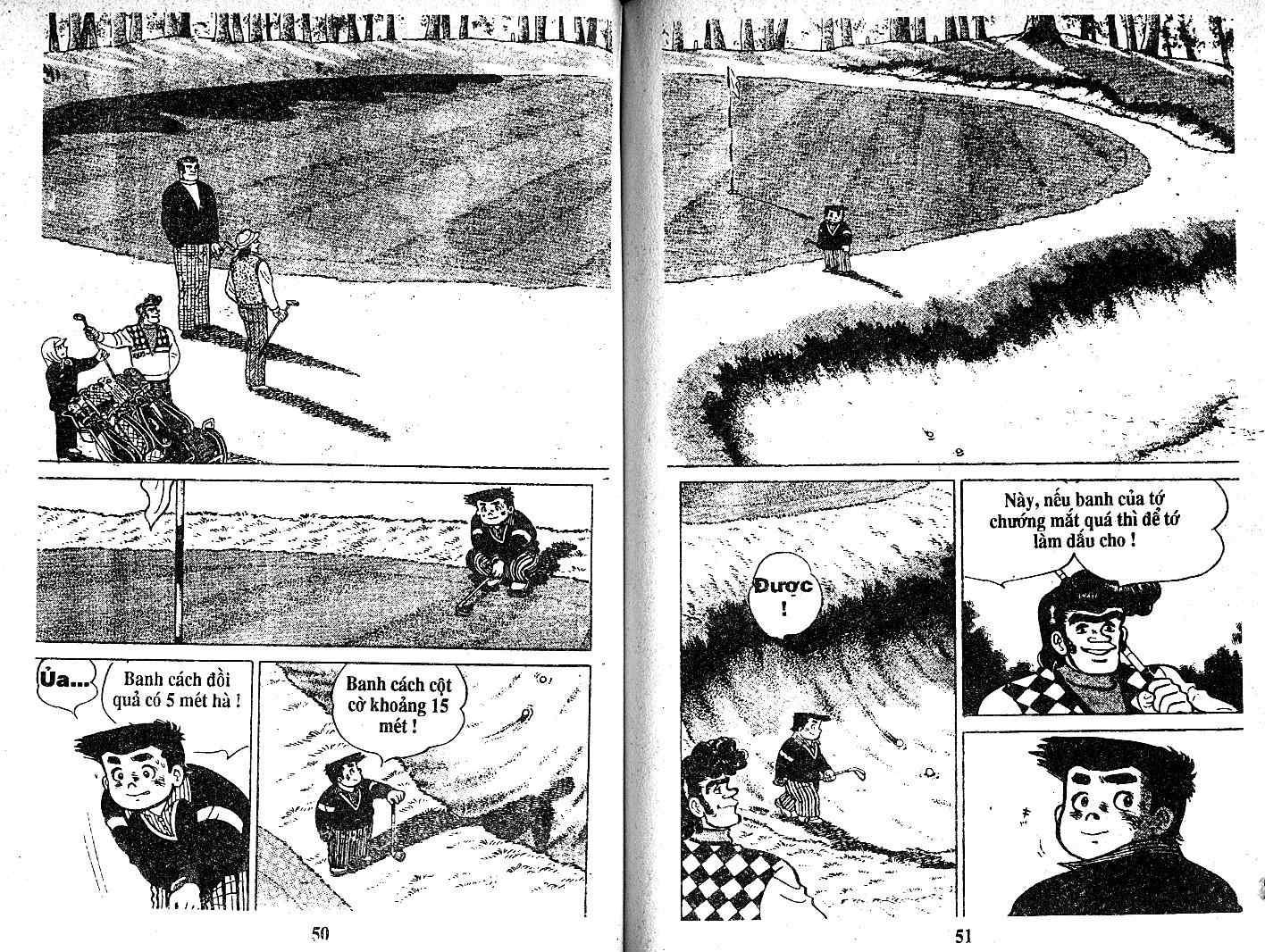 Ashita Tenki ni Naare chapter 24 trang 23