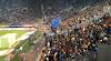 Griechische Fans zünden bosnische Flagge an - Bosnier singen Makedonija