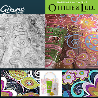 Product Review: Ottilie & Lulu: Naturals for Tweens