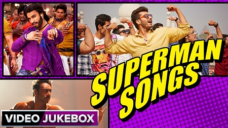 Superman Songs 2016 Video Jukebox Tattad Tattad Omkara Gangster Baby Malhari