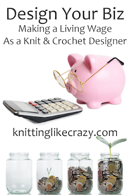 Making a Living Wage as a Knit & Crochet Designer