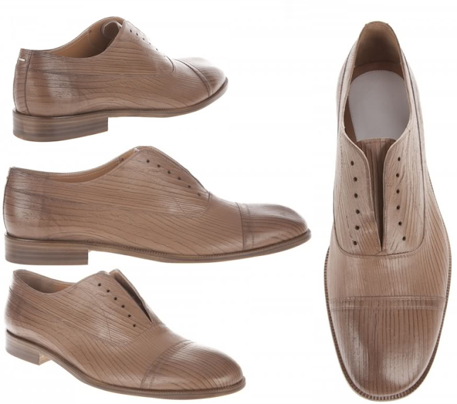 Maison Martin Margiela - Wood Shoe - Spring Summer 2011