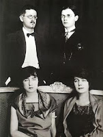 Joyce family, Paris, 1924
