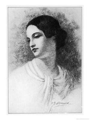 learned g g virginia poe wife of edgar allan poe died of tuberculosis