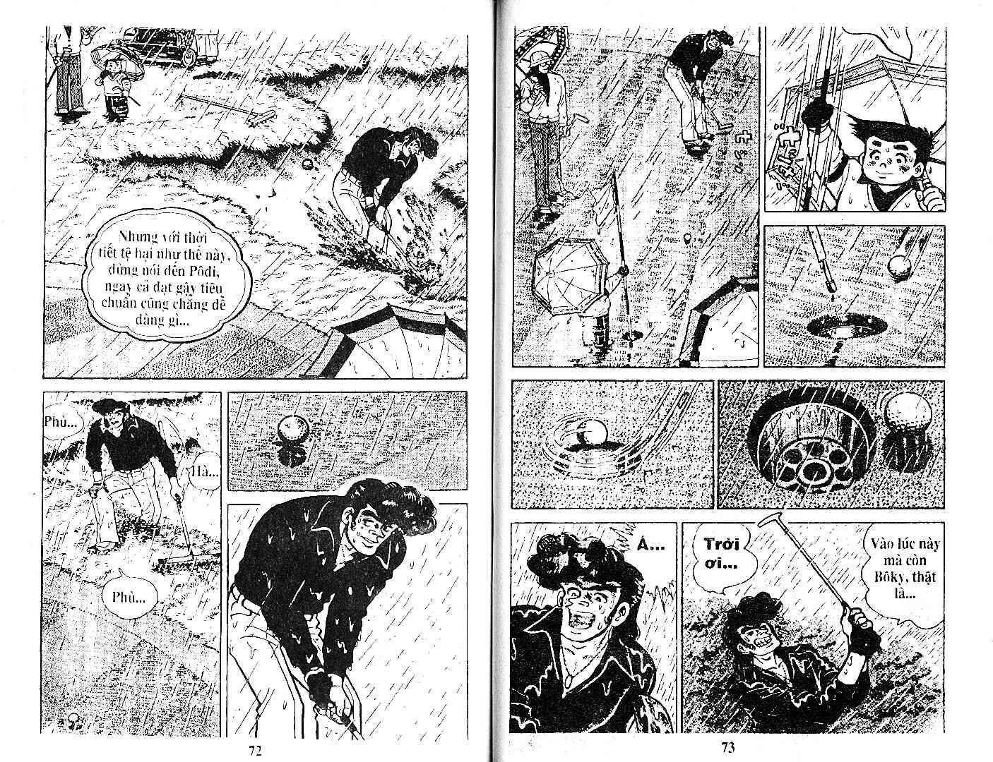 Ashita Tenki ni Naare chapter 27 trang 35