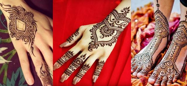 Mehendi Designs images