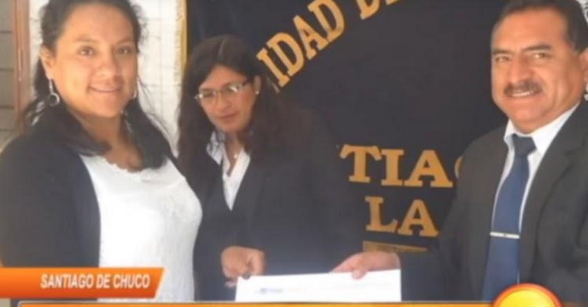 Amenazan de muerte a docente de la UGEL Santiago de Chuco
