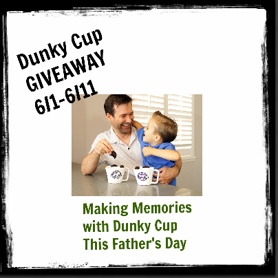 Welcome to the Dunky Cup Giveaway