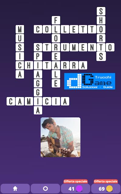Soluzioni One Clue Crossword livello 21 schemi 13 (Cruciverba illustrato)  | Parole e foto
