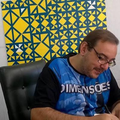 Escritor Eric Boragan Gugliano