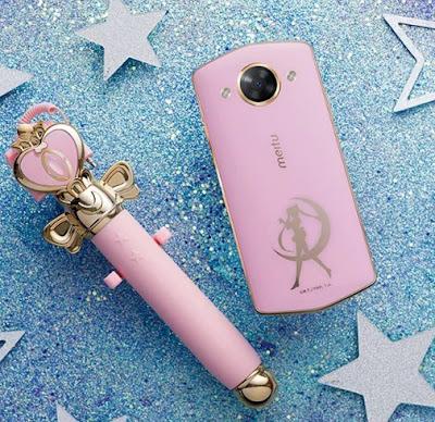 Meitu Merilis Ponsel Sailor Moon