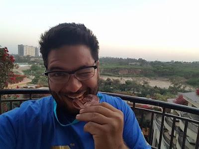 TIRO AL PLATO - Copa del Mundo de Foso Olímpico (Nueva Delhi/ India)
