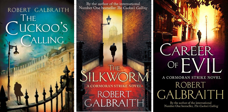 Image result for cormoran strike
