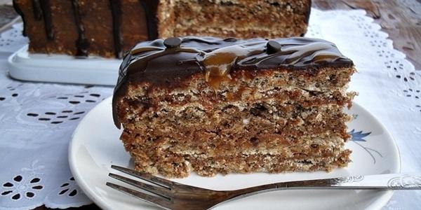 NAPRAVITE UKUSNU ŠUŠKAVU TORTU