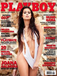 Revista Playboy Portugal-Noviembre 2015 PDF Digital