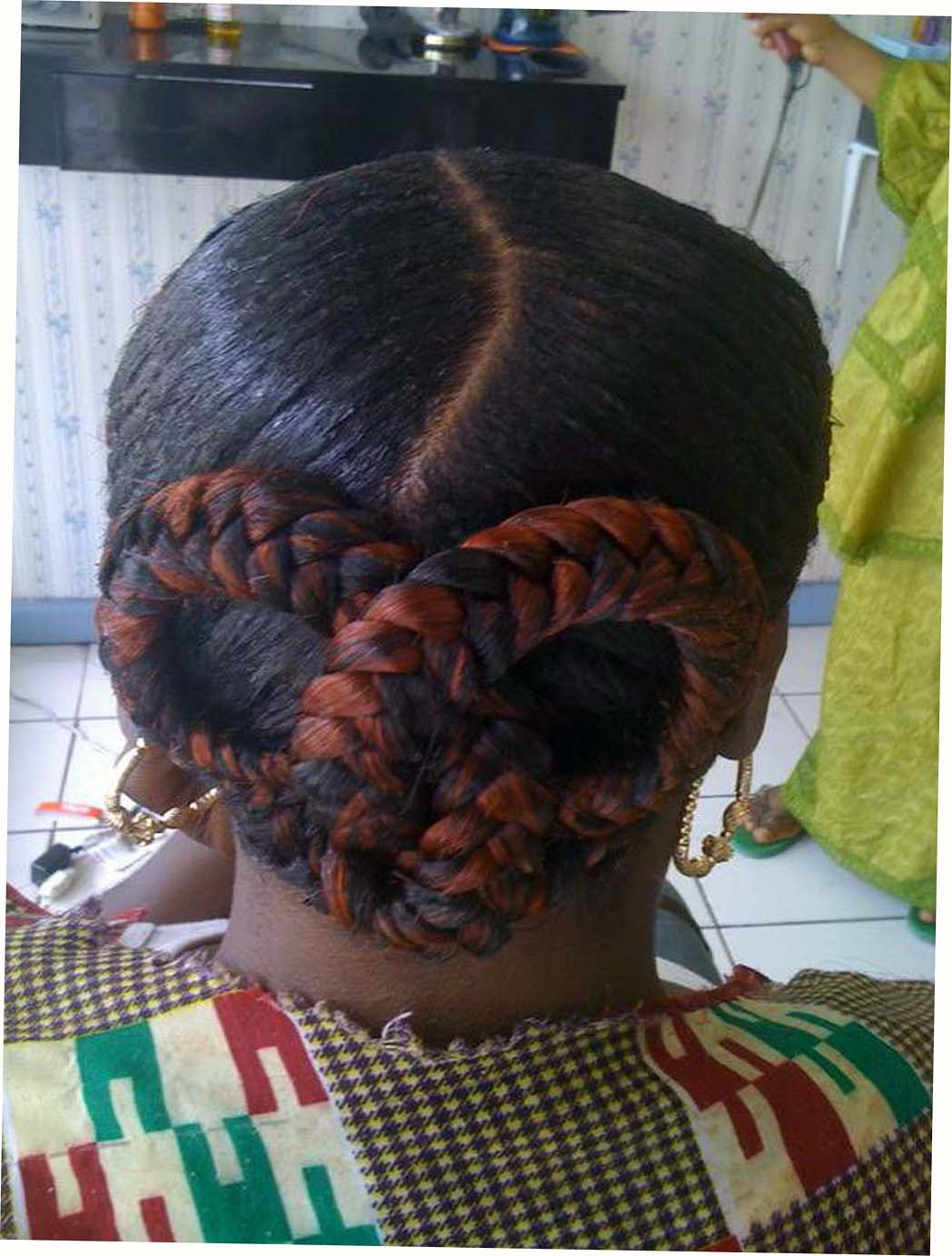 21 African American Fishtail Braids Hairstyles 2017 ...
