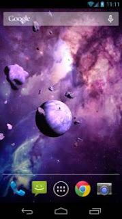 تطبيق صور الفضاء