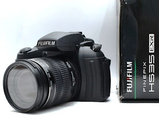 Fujifilm HS35 EXR - Kamera Prosumer Second