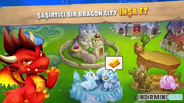 dragon city apk indir