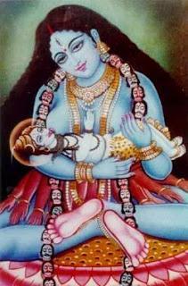 Motherkali Kali, Marea Putere Cosmică A Timpului