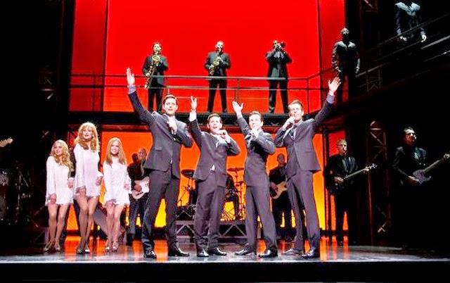 Show Jersey Boys em Las Vegas