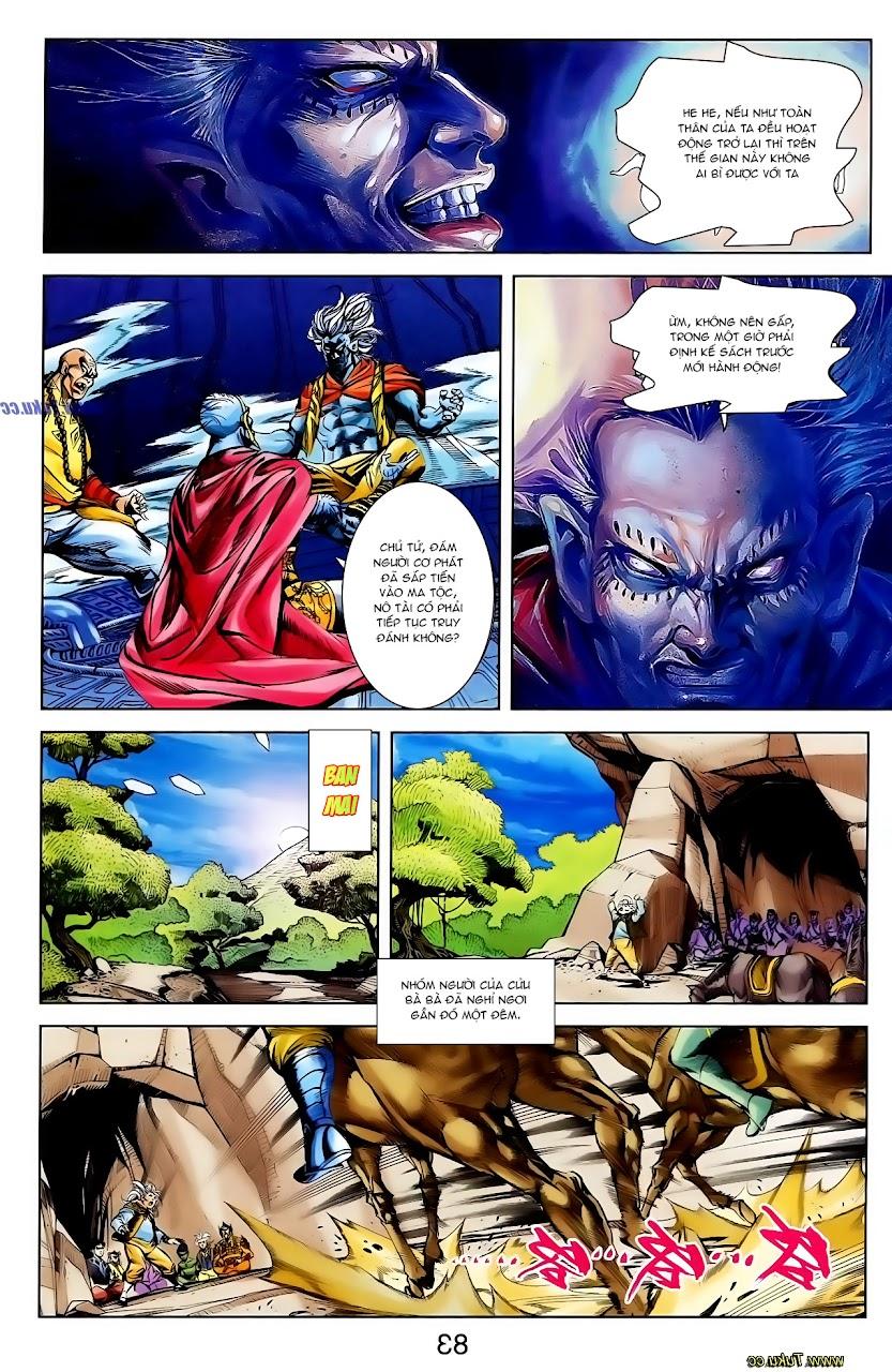 Cơ Phát Khai Chu Bản chapter 111 trang 25