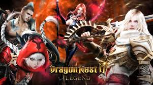 Dragon nest 2 Legend Apk Full terbaru CBT