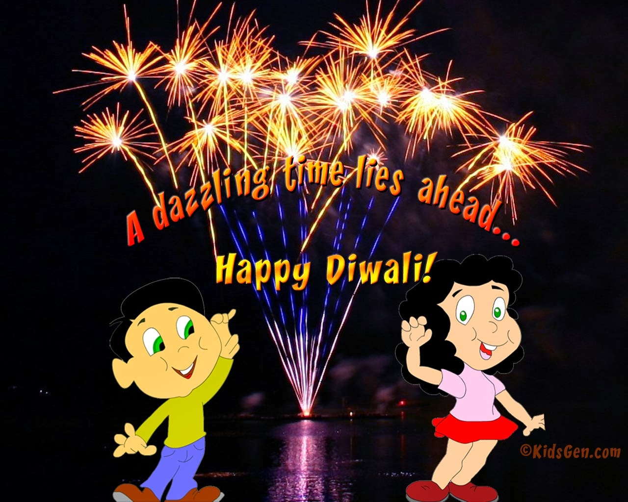 Happy Diwali Wallpapers And Backgrounds: ALL-IN-ONE WALLPAPERS: Happy Diwali Festival Of Lights