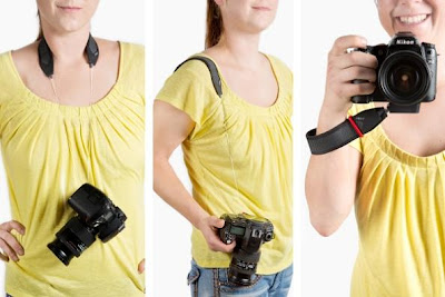 Innovative Camera Straps and Smart Camera Clips (10) 6