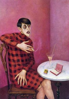 Art of the Day - Otto Dix