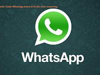 Salah Kirim WhatsApp 1 Jam Bakal Bisa Ditarik