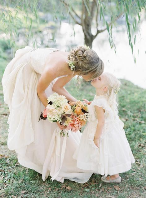 Małe druhenki na ślubie i weselu, Mała druhenka, Sukienki dla małej druhenki, Rola małej druhenki, Sukienki dla druhenek, Dzieci na weselu