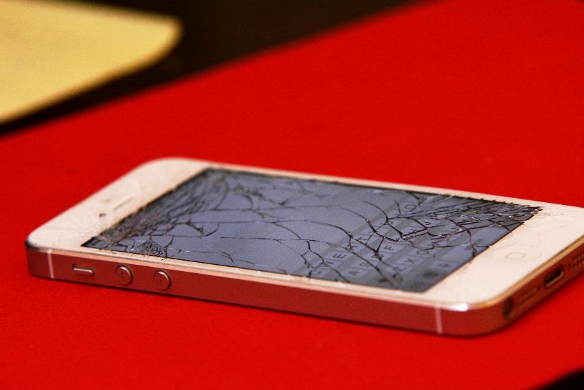 folia, ochrona telefonu, iphone