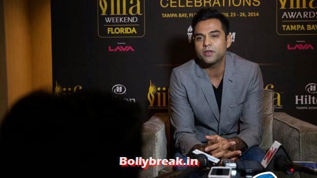 Abhay Deol, IIFA Awards 2014 Pics