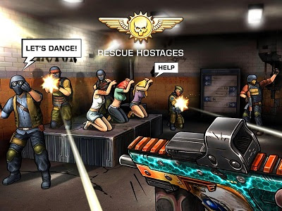 Major Gun war Apk Mod Unlimited Medals Gold