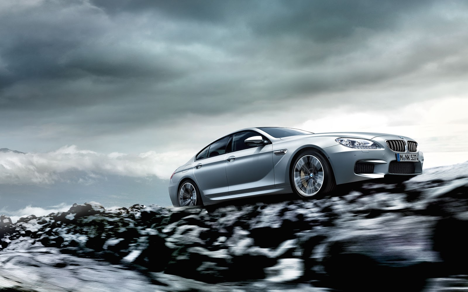 wallpapers hd for mac: BMW M6 Coupe Wallpaper HD