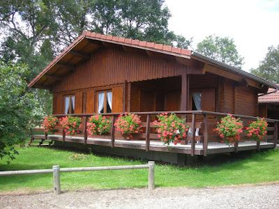 Desain Rumah Kayu Sejuk Dan Asri