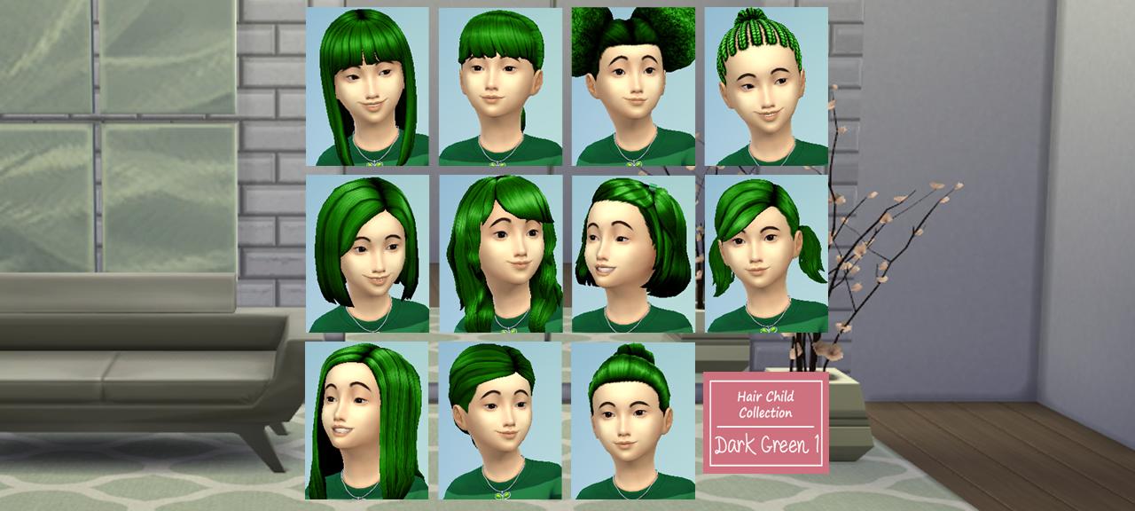 Creativo contenido personalizado sims 4 peinados Colección De Cortes De Pelo Consejos - Contenido personalizado: Peinados de Los Sims 4 ~ Bichion ...
