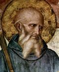 Benedetto da Norcia (480 - 547)