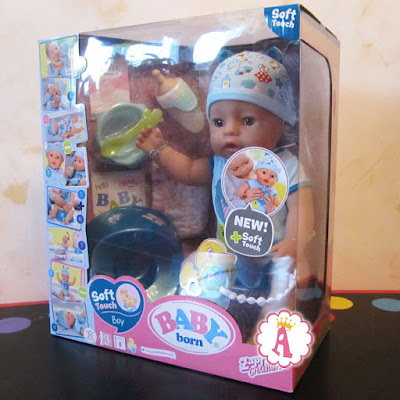 Кукла мальчик Беби Бон