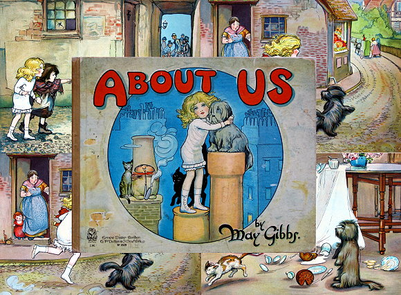 About Us by May Gibbs Published in 1912