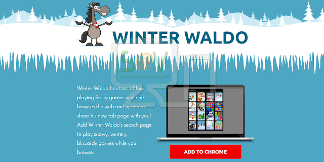Winter Waldo (Adware)