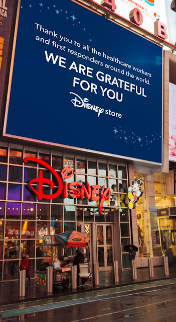 #DisneyMagicMoments, 迪士尼 向全世界的醫護人員致敬!, Disney, 世界衛生日, World Health Day