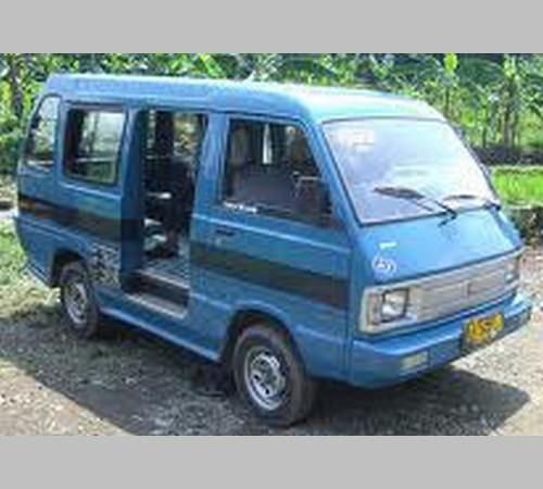 Gambar Modifikasi Mobil Angkot Futura Carry Bogor Bandung ...