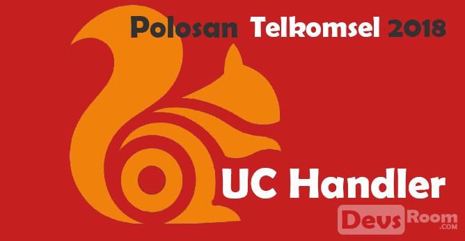 UC Handler Telkomsel Polosan 2018